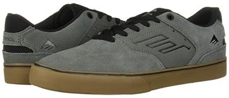 Emerica Low Vulc (Grey/Black/Gum) Men's Skate Shoes