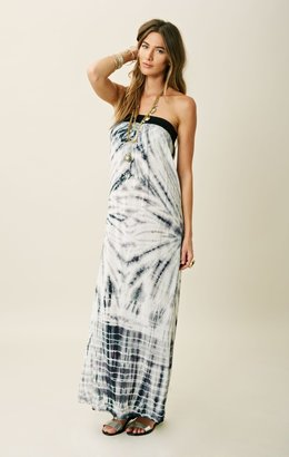 Blu Moon MAXI TUBE DRESS