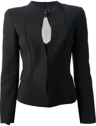 Giorgio Armani structured blazer