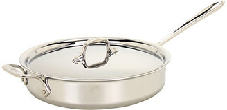 All-Clad Stainless Steel 3 Qt. Saute Pan With Lid