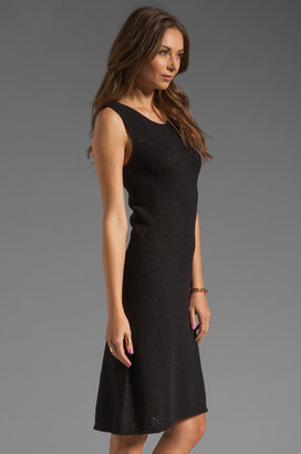 See by Chloe Short Sleeve Boatneck Dress