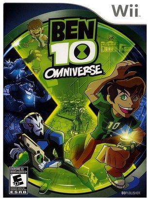 Nintendo Ben 10 omniverse for wii