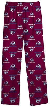 Reebok Colorado Avalanche Lounge Pants - Boys 8-20