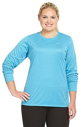 Nike Woman Miller Long-Sleeve Running Tee