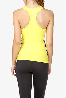 Forever 21 Peforated Workout Tank