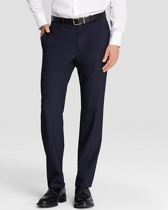 Theory Marlo Slim Fit Suit Separate Trousers $180 thestylecure.com