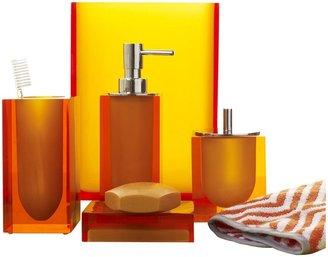 Jonathan Adler Hollywood Soap Dish, Orange