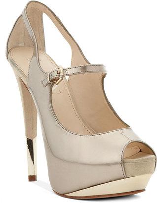 Boutique 9 Shoes, Nickeya Platform Pumps