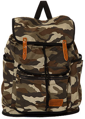 Vans The Chambers Backpack in Camo
