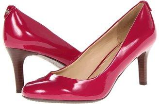 Tommy Hilfiger Kadesa (Shine Fuchsia) - Footwear