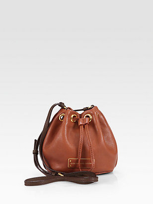 Marc by Marc Jacobs Bi-Color Too Hot To Handle Drawstring Bag