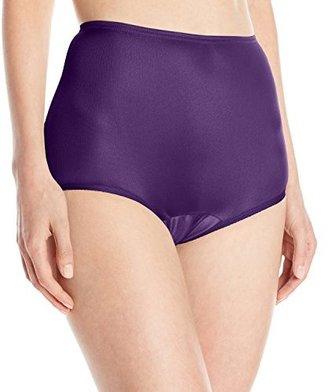 Vanity Fair Women's Perfectly Yours Ravissant Nylon Brief Panties #15712 $10 thestylecure.com