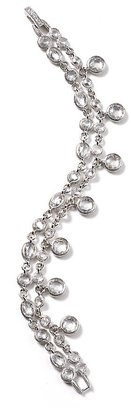 Lora Paolo Two-Row Crystal Bracelet