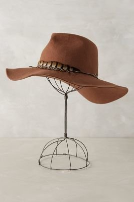 Anthropologie Sienna Floppy Hat
