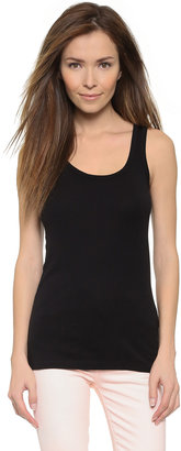 Splendid 1x1 Tank Top $38 thestylecure.com