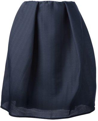 Carven lantern skirt