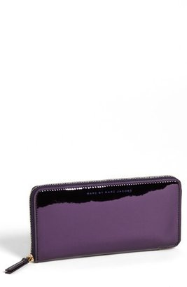 Marc by Marc Jacobs 'Techno - Slim Zippy' Wallet