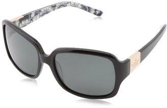 Kate Spade Lulu2ps Polarized Rectangular Sunglasses