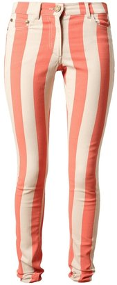 House of Holland striped Denim Jeans
