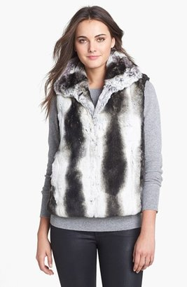 Imposter 'Signature' Faux Fur Vest