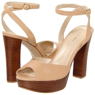 Nine West Calculate (Light Natural Leather) - Footwear