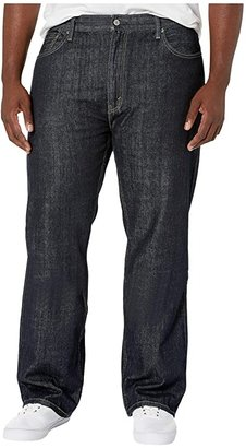 Levi's(r) Big & Tall Big Tall 559tm Relaxed Straight (Steely Blue) Men's Jeans