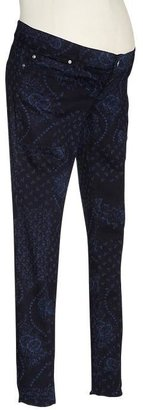 Gap 1969 Floral Legging Jeans