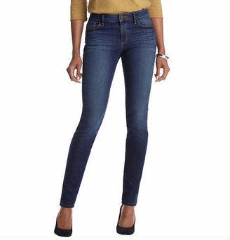 LOFT Tall Curvy Super Skinny Jeans in Venice Blue Wash