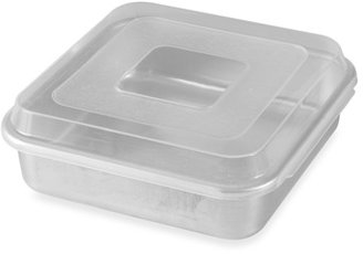 """Nordicware 9"""" Square Cake Pan with Lid"""