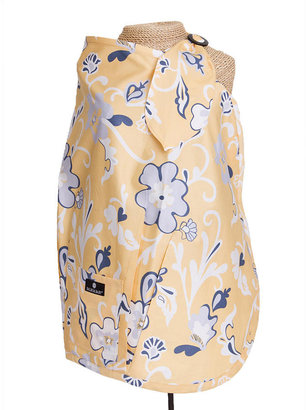 Balboa Baby Nursing Cover - Yellow Floral