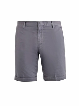 Paul Smith Cotton slim fit shorts