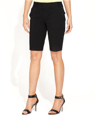INC International Concepts Shorts, Slim Utility