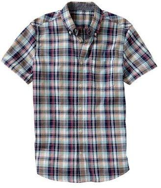 Gap 1969 Madras Shirt