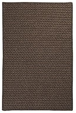 JCPenney Natural Wool Houndstooth Braided Rectangular Rugs