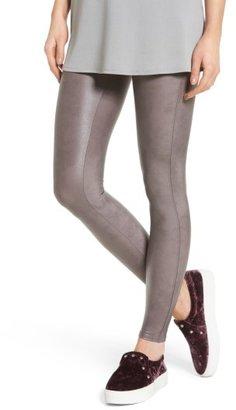 Women's Spanx Faux Leather Leggings $98 thestylecure.com