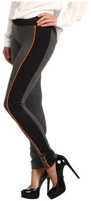Type Z Abey Legging (Orange Combo) - Apparel