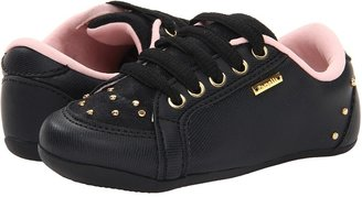 Pampili 229040 Club (Toddler/Little Kid) (Black) - Footwear