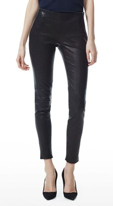 Theory Keil Pant in Danish Leather