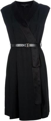 Marc Jacobs belted wrap dress