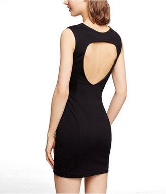 Express Open Back Sheath Dress