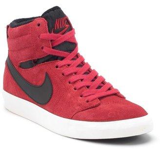 Nike Hally Hoop High Top Dual Fabric Trainers