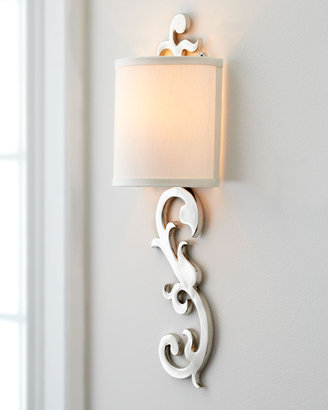"""Horchow """"Romeo"""" Wall Sconce"""