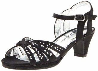 Nina Wendy Buckle Quarter Strap Dress Sandal (Toddler/Little Kid/Big Kid)