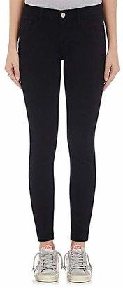 Frame Women's Le Skinny De Jeanne Jeans - Black