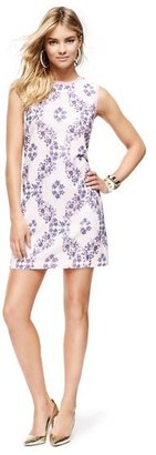 Juicy Couture Printed Sequin Floral Dress