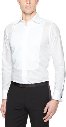 J. Lindeberg Downey Pique Tuxedo Shirt