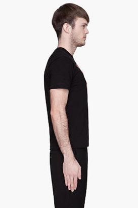 Comme des Garcons Black Red Logo T-Shirt