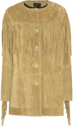 Isabel Marant Miel fringed suede jacket
