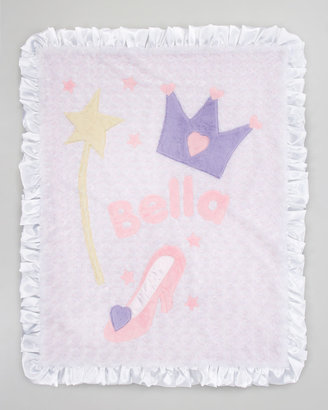 Boogie Baby Crown Blanket, Plain
