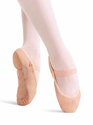 Capezio Love Ballet Flat (Toddler/Little Kid)